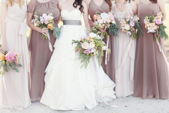 southern-wedding-purple-bridesmaid-dresses1