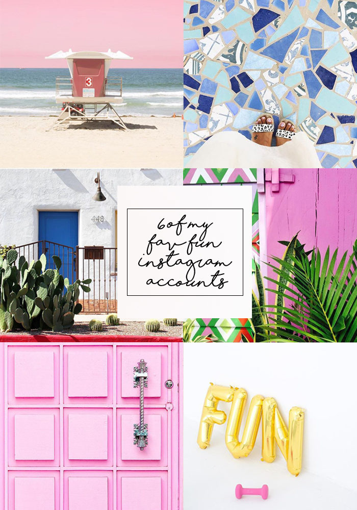 6 Fun Instagram Accounts to Help Beat the Monday Blues